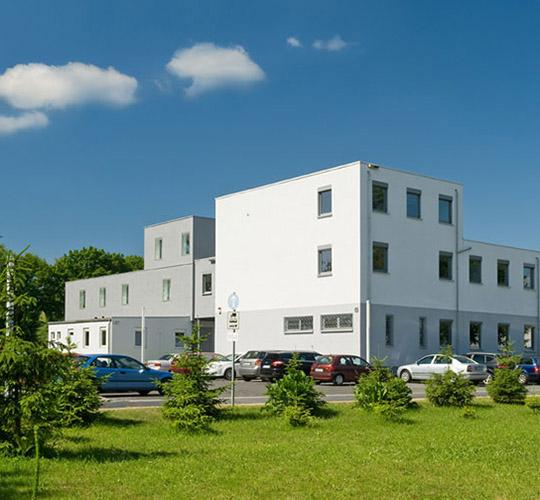 Gebäude ReMetall Deutschland AG